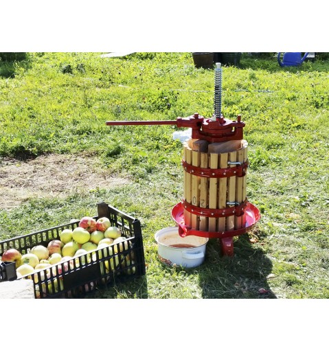 Пресс для винограда ручной