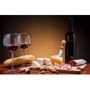 С чем подают вино?