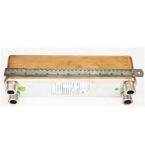 Пластинчатый теплообменник, 30 пластин. Площадь 0,62м2.