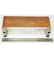 Пластинчатый теплообменник, 40 пластин. Площадь 0,84м2.