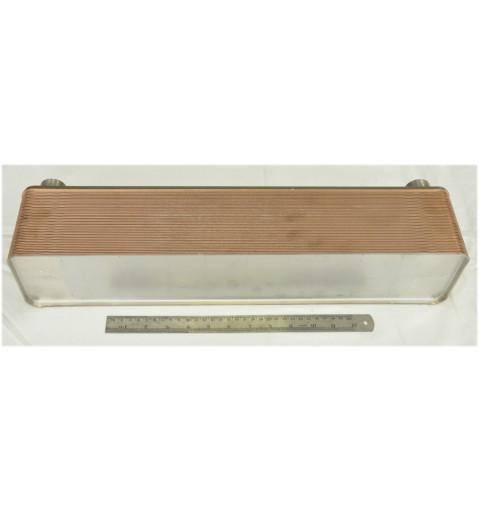 Пластинчатый теплообменник, 40 пластин. Площадь 1,98м2.
