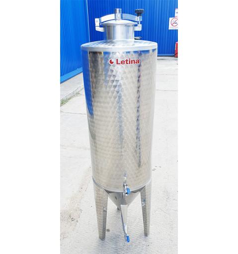 Емкость для брожения пива ЦКТ 230 литров
