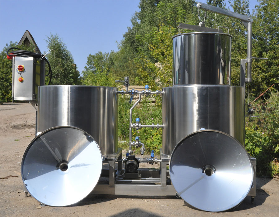 Минипивоварня 250 литров