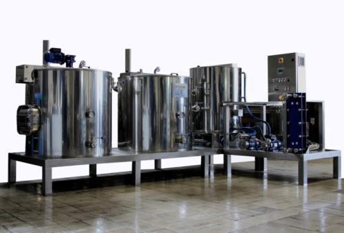 Пивоварня 400 литров Enoitalia.
