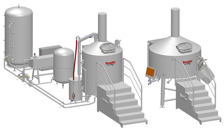 Пивоварня Brewiks 1000 литров